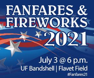 Fanfares & Fireworks - July 3, 2021