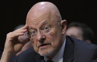 "Director of National Intelligence James Clapper has apologized for a ""clearly erroneous"" response to a question about surveillance on Americans. The question was asked before the Senate Intelligence Committee in March."