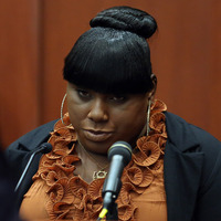 Trayvon Martin's friend Rachel Jeantel testifies in the murder trial of George Zimmerman. Her testimony sparked discussions of the racial issues involved in the case.