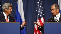 Secretary of State John Kerry and Russian Foreign Minister Sergei Lavrov announced a plan to eliminate Syria's chemical weapons arsenal from Geneva on Saturday.