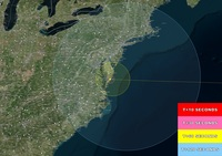 If you're in those circles, you may be able to see something in the sky late Friday night when NASA launches a rocket from its spaceport on the Virginia coast.