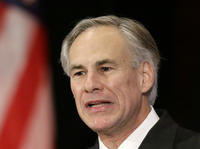 Texas Attorney General Greg Abbott delivers comments at the 43rd Annual National Right To Life Convention on Thursday.