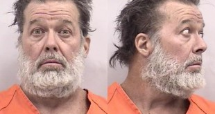 Colorado Springs shooting suspect Robert Lewis Dear of North Carolina is seen in undated photos provided by the El Paso County Sheriff's Office.