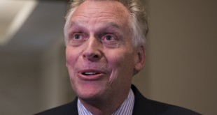 Virginia Gov. Terry McAuliffe announced that his administration would individually restore voting rights to 13,000 felons who have served their time. Last month the Virginia Supreme Court ruled that McAuliffe lacked the constitutional authority to enfranchise more than 200,000 felons en masse.