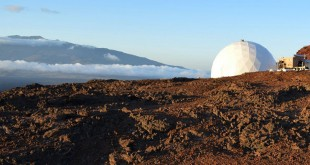 Six people just finished a year-long experiment living inside a dome in Hawaii to simulate life on Mars.