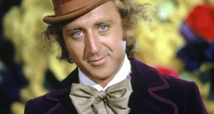 Actor Gene Wilder as Willy Wonka in Willy Wonka & The Chocolate Factory in 1971. Wilder died at 83.