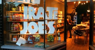 "The original (P)irate Joe's was once a Romanian bakery. Then it became ""Transilvania Trading,"" the mysteriously labeled storefront where Mike Hallatt sold Trader Joe's items to people who were in on the secret. After Trader Joe's started objecting, Hallatt rebranded as Pirate Joe's."