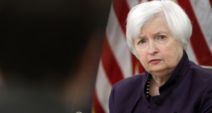 Federal Reserve Board Chair Janet Yellen told reporters Wednesday that although the Fed is holding its benchmark interest rate steady, she still expect it to raise the rate this year.