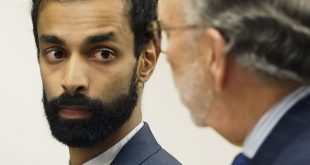 Dharun Ravi appears in Middlesex County Superior Court, in New Brunswick, N.J. He pleaded guilty to the attempted invasion of privacy of his Rutgers roommate, Tyler Clementi, who committed suicide in 2012.