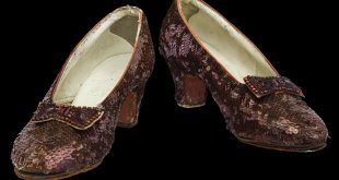 The Smithsonian is looking for funds to preserve one of its most popular and iconic exhibits: A pair of Dorothy's ruby slippers.