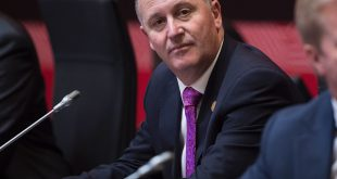 New Zealand Prime Minister John Key, at the Asia-Pacific Economic Cooperation on Nov. 19.