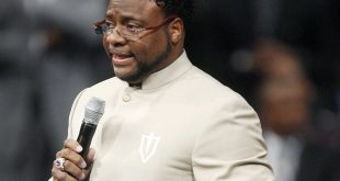 Bishop Eddie Long died Sunday at 63.