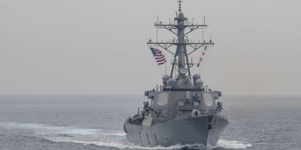 Navy identifies sailors killed in USS Fitzgerald collision