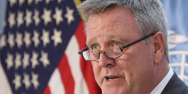 CEO Of U.S. Olympic Committee Resigns Citing Health ...