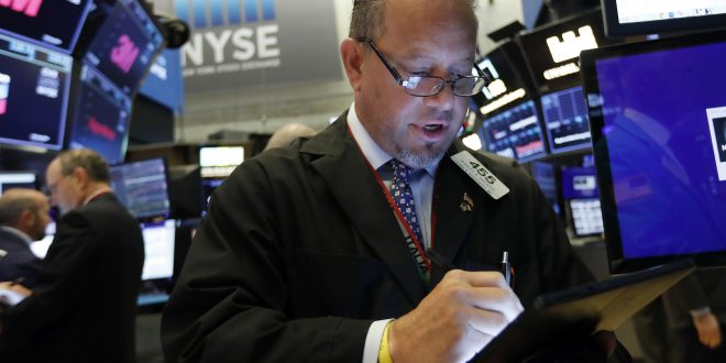Stocks Come Back After Another Wild Day On Wall Street – Nation