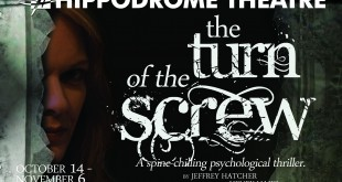 The Turn of the Screw postcard front
