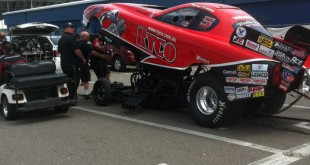 One of the winners in the 2012 Gatornationals (photo by Jillian de Montluzin)