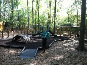 Santa Fe Zoo Play Area