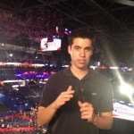 Florida's 89.1, WUFT-FM's Cameron Taylor reporting from the RNC
