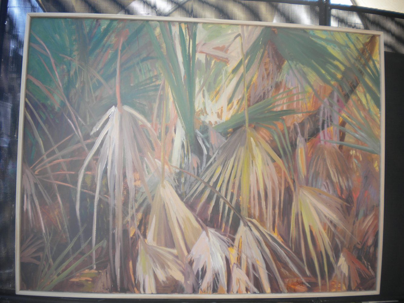 Artwork by Kathleen Wobble, one of the artists featured at the Gainesville Downtown Festival & Art Show.
