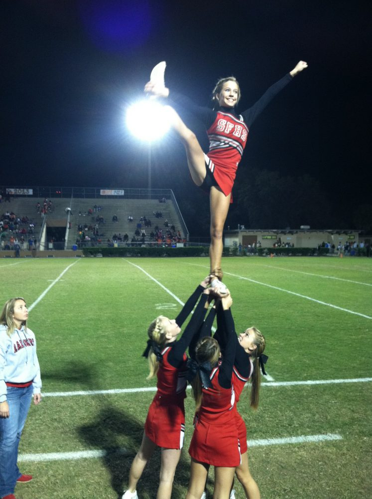 Amid calls for cheerleading safety an examination of the