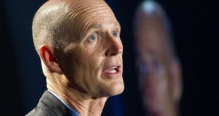 Last year Florida Gov. Rick Scott refused to expand Medicaid. On Monday, the U.S. Department of Health and Human Services revealed that more than 300,000 Floridians with mental health or substance abuse problems could have potentially benefited from such an expansion. (File photo/WUFT)