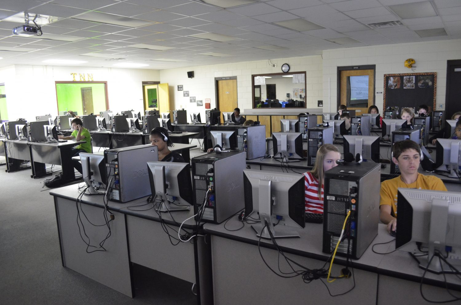 Union Middle Schoolers Offered Opportunity For Microsoft Office