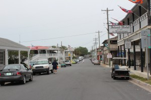 Artists' tents will fill 2nd Street, Cedar Key this weekend for the festival.