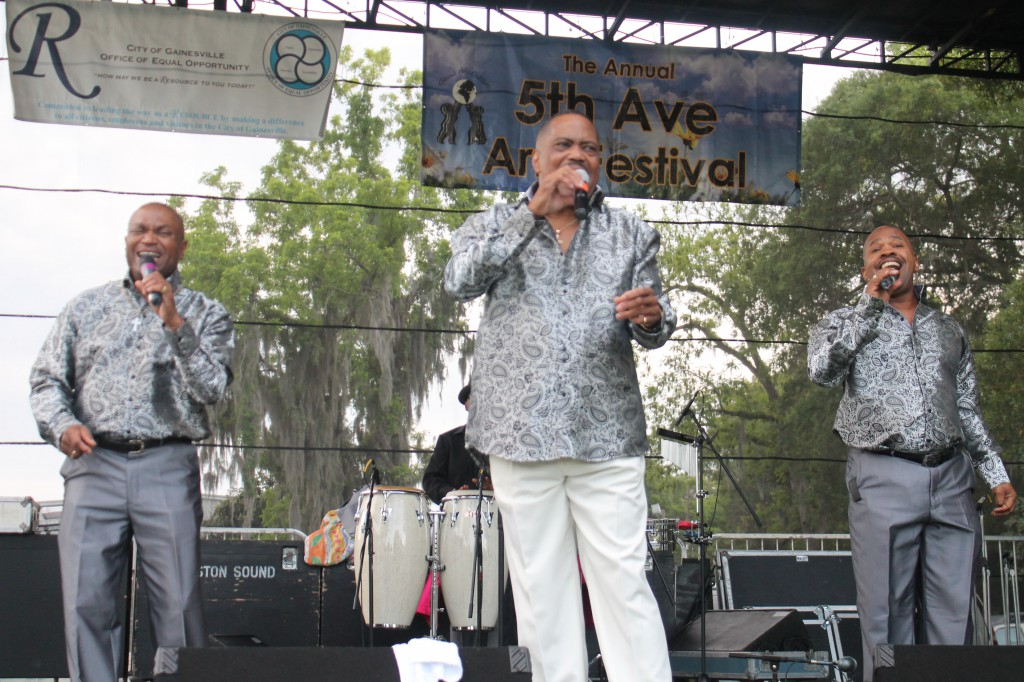 "Cuba Gooding Sr. and his group, The Main Ingredient, perform Saturday at the arts festival as the headlining group. The Main Ingredient is most popular for its 1972 hit ""Everybody Plays the Fool."""