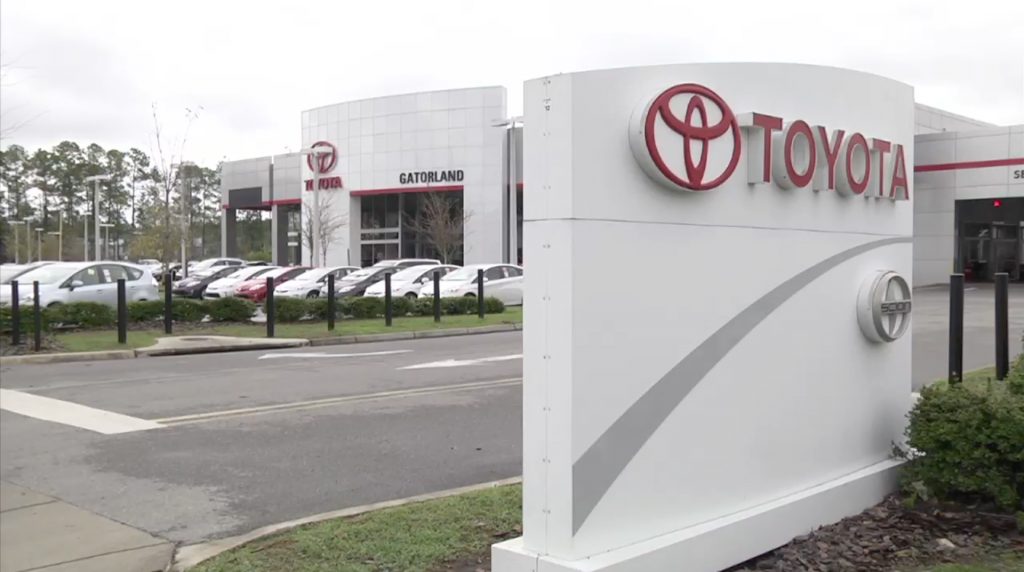 Superior Nine Cases Of Overcharging Settled With Gatorland Toyota In Last Two Years  U2013 WUFT News