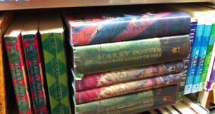 """The final installment of the """"Harry Potter"""" series may have hit stores six years ago, but fans are still buying them today at Book Gallery West in Gainesville."""