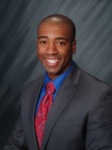 Jamal Sowell, special assistant to University of Florida President Machen and liaison to the UF Board of Trustees.
