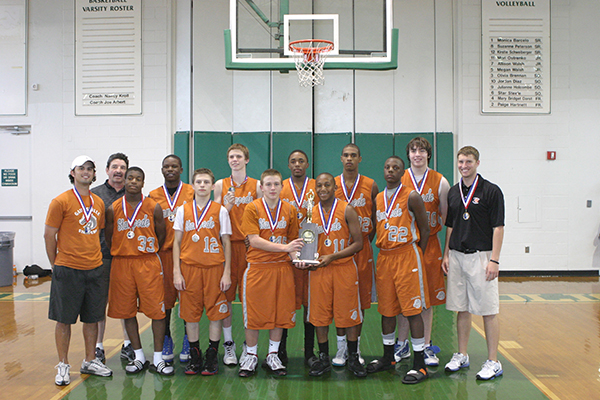 One of Gainesville's teams, the 8th Grade Stampede,won the 2010 USSSA Florida State Championship.