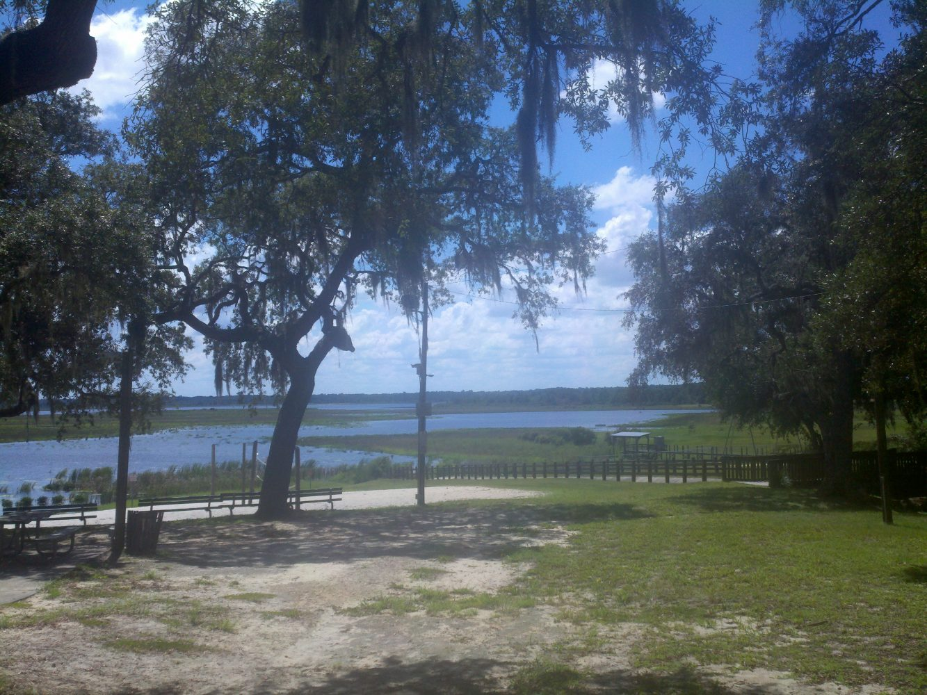 The community is working with SJRWMD on an aquifer water replenishment plan. The plan would focus on bringing more water into the Floridan aquifer, hopefully benefitting areas like Keystone Beach.