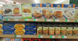 Earth Origins, located on 521 NW 13th St. in Gainesville, offers an extensive gluten-free section. But beginning in August 2014, any product labeled gluten-free must follow the new FDA regulation of containing no more than 20 parts per million of gluten.
