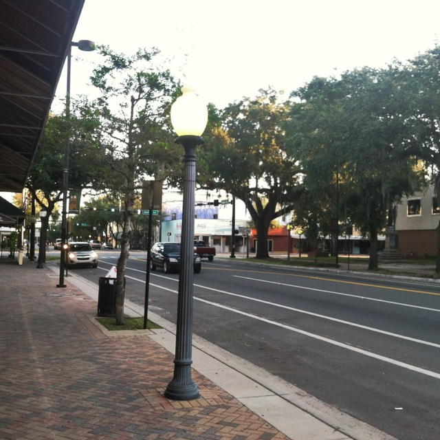 Phase I for Main Street Streetscape has already commenced in downtown Gainesville. This is one & Gainesvilleu0027s Main Street Light Poles Will Soon Meet State Standards ...