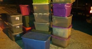 K2 materials seized
