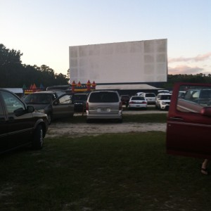 The Ocala Drive In