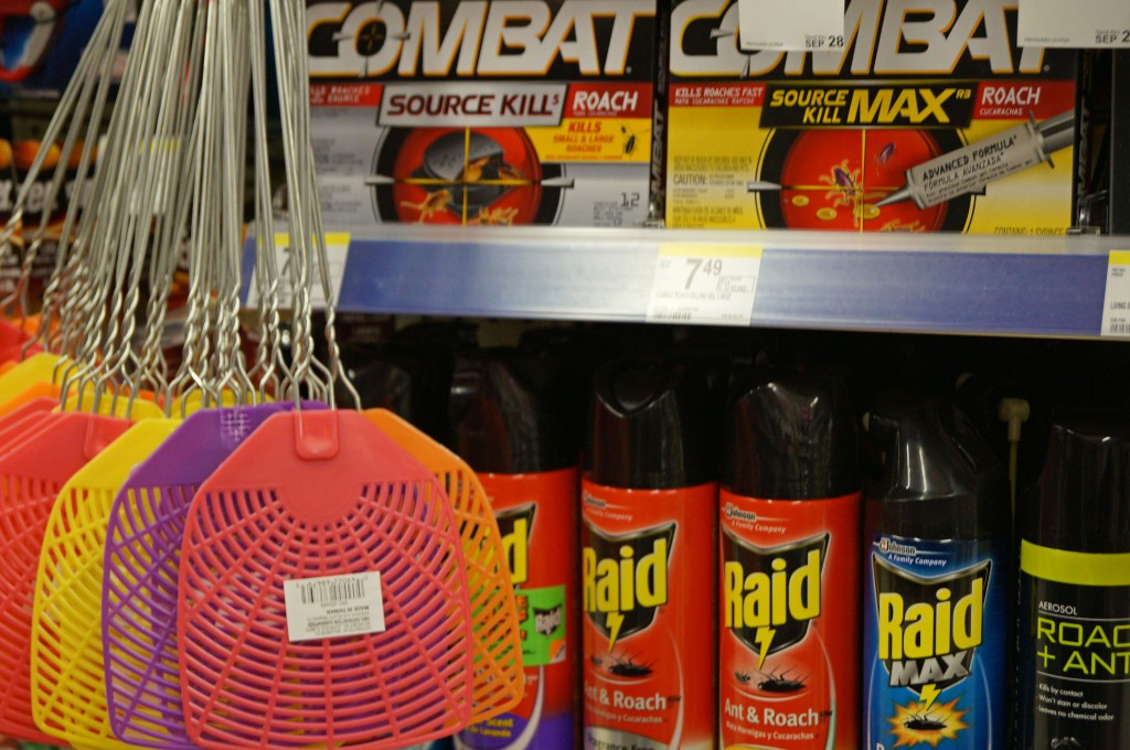 Roach poisons with only one type of attractant may be less effective at battling pests. Floridians have many options to choose from at CVS.