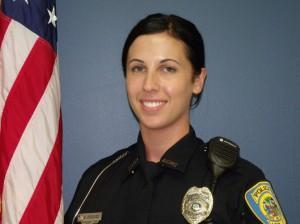 Officer Brandi Jackson