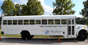 The Boys & Girls Club of Alachua County picks students up Monday through Friday to participate in the after-school program.