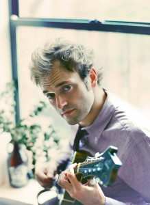 Grammy Award winner and MacArthur Fellow Chris Thile