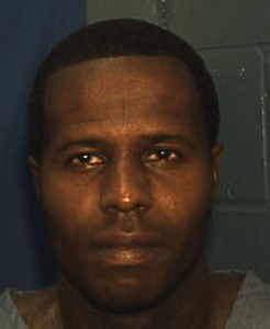 Franklin County inmate Charles Walker was mistakenly released from prison Oct. 8.
