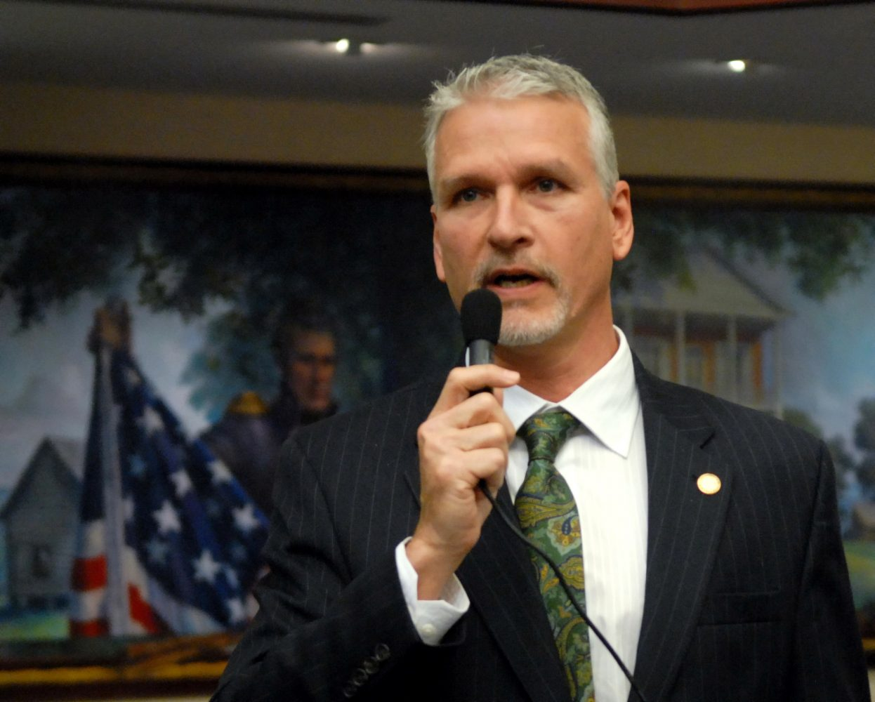 """State Rep. Warren """"Keith"""" Perry (R-District 21) who oversees Alachua, Dixie and Gilchrist counties, brought in $20,250 from 41 contributions, including a $500 donation from Rep. Dennis Baxley of Marion County."""