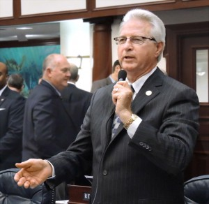 State Rep. Charlie Stone (R-Ocala) is one of more than two dozen incumbent state lawmakers or newly elected lawmakers who have already opened campaign accounts to run in 2018. (Photo courtesy Florida House of Representatives)