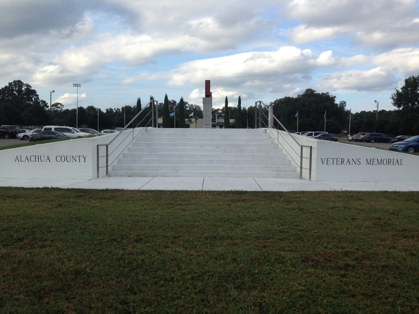 Remodeling Scheduled For Kanapaha Park Veterans Memorial Wuft News