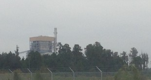 The GREC biomass plant has caused complaints from local residents about its noise.