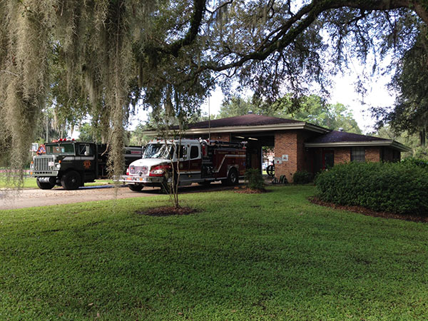 The Micanopy Fire Department Expansion Project is raising money to improve the living and working conditions of the full-time firefighters who serve the community.