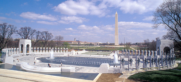 Veterans will visit the National World War II Memorial Saturday on a trip sponsored by the Villages Honor Flight.