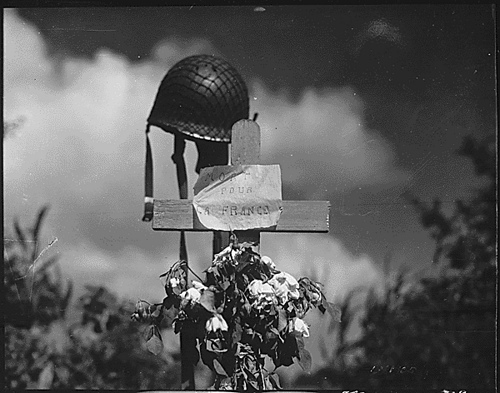 WWII Photo. National Archives Public Domain.